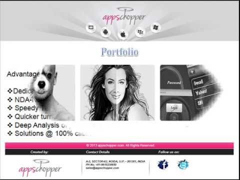 Appschopper | Custom Mobile Apps Development Company India