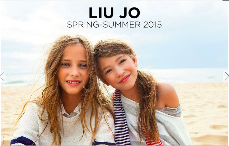 Liu Jo  kids Julia Mayer