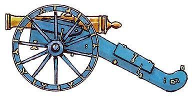"""Prince August  - PAS951: Karoliner 3pdr Cannon  Mould, <span class=""""ProductDetailsPriceIncTax"""">€12.95 (inc VAT)</span> <span class=""""ProductDetailsPriceExTax"""">€10.53 (exc VAT)</span> (http://shop.princeaugust.ie/pas951-karoliner-3pdr-cannon-mould/)"""