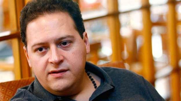 """Juan Pablo Escobar Henao, autor del libro """"In Fraganti: Lo que mi padre nunca me contó"""""""