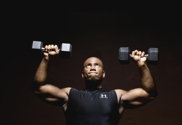 A 7-Minute Home Dumbbell Chest Workout for Bodybuilders