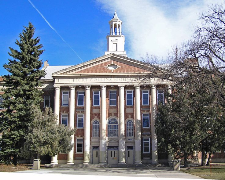 Fort Collins High School