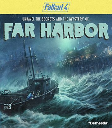'Fallout 4' Far Harbor DLC Gameplay, Release Date Revealed [VIDEO] - http://www.movienewsguide.com/fallout-4-far-harbor-dlc-gameplay-release-date-revealed-video/203465