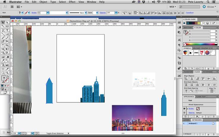 City creation