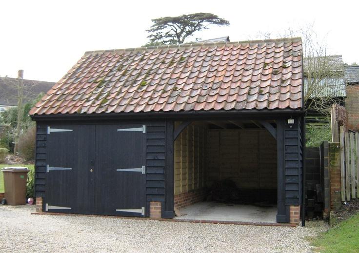 17 best images about garage annex on pinterest gardens for Annexe garage