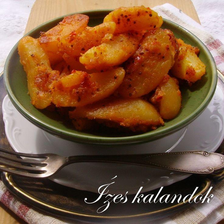 Egyszerű, olcsó, gyors étel. Fogyasztható köretként, vagy salátával önálló ételkén is.   A recept a  Kifőztük  2012. évi februári számában j...