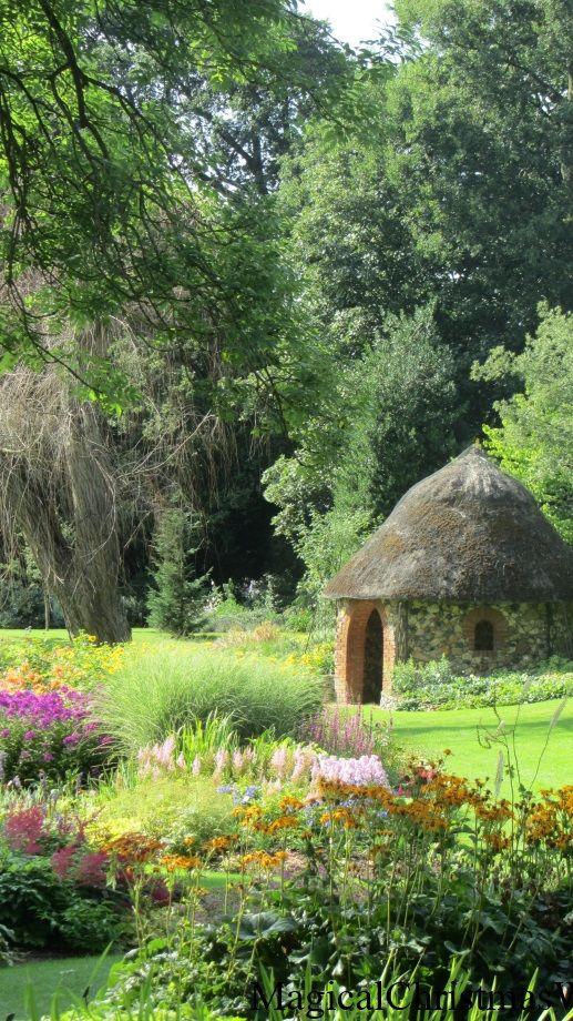 Bressingham Gardens, Norfolk, U.K.