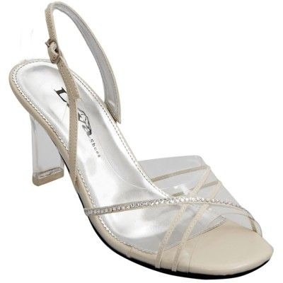 gold colorful creations lava arlene bridal shoes 5999 the clear flexible pvc material on