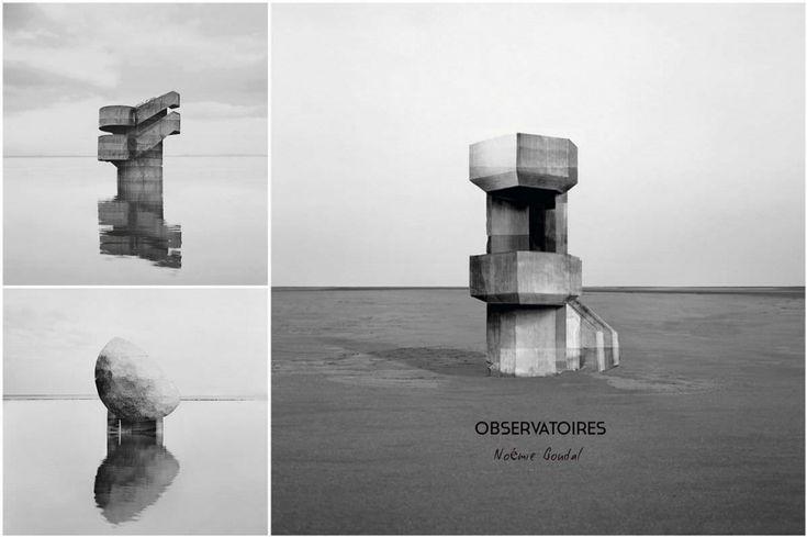 Noémie Goudal - 'Observatoires'