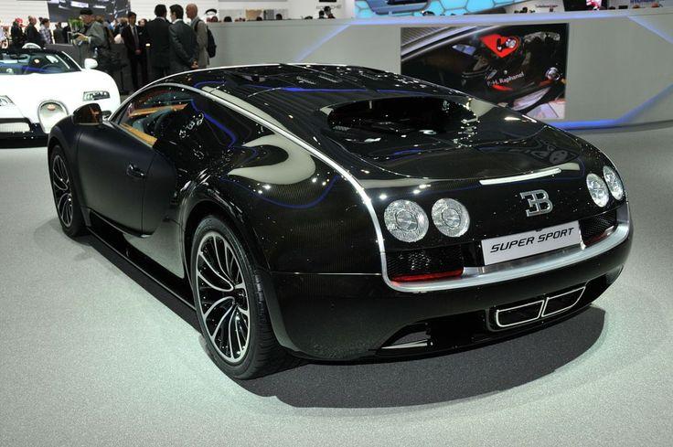 Luxury Car Bugatti 3b