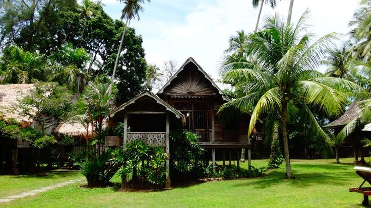 Bon Ton is the most stylish complex of hotels in Langkawi, 8 gorgeous, little Malay houses, original constructions in different areas of Malaysia