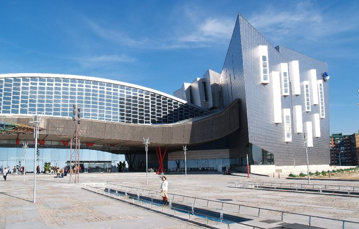 Convention Center of Malaga