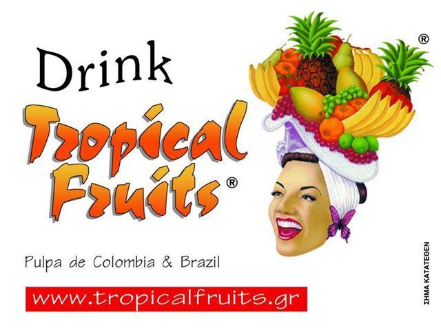 www.tropicalfruits.gr Η Tropical Fruits δραστηριοποιείται στην αγορά των χυμων και φρούτων απο το 1997. Σκοπός μας είναι να προτείνουμε στους πελάτες μας τροπικά φρούτα τα οποία δεν ευδοκιμούν στην Ελλάδα, διαθέτοντας την μεγαλύτερη γκάμα σε φρεσκοκατεψυγμένο πολτό (pulpa) καθώς και φρεσκοκατεψυγμένα ολόκληρα ή τεμαχισμένα φρούτα. Πρόκειται για προ'ι'όντα 100% φυσικά, τα οποία διατηρούν τα θρεπτικά τους συστατικά, τη γεύση και το άρωμά τους μέχρι τη στιγμή της κατανάλωσής τους.
