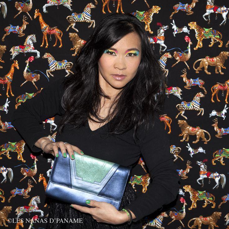 Antoinette Ameska, Créatrice d'accessoires