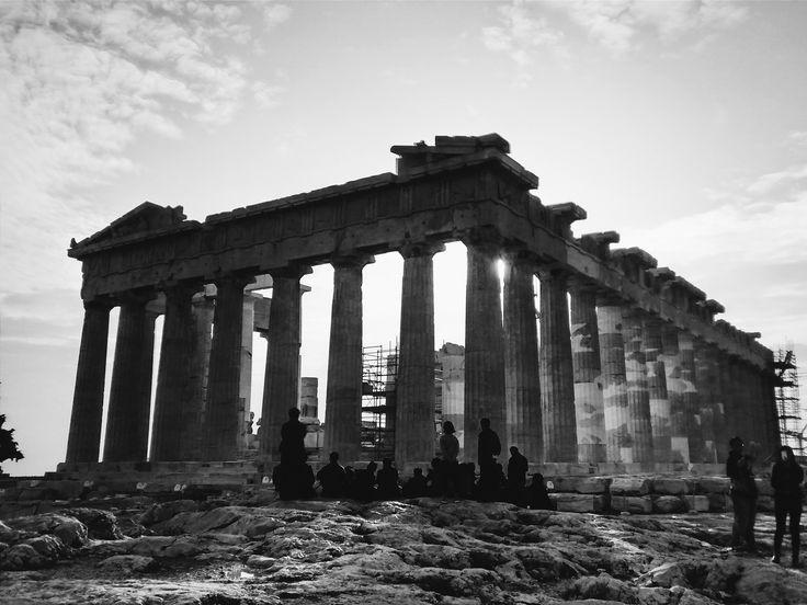 Parthenon, Atenas