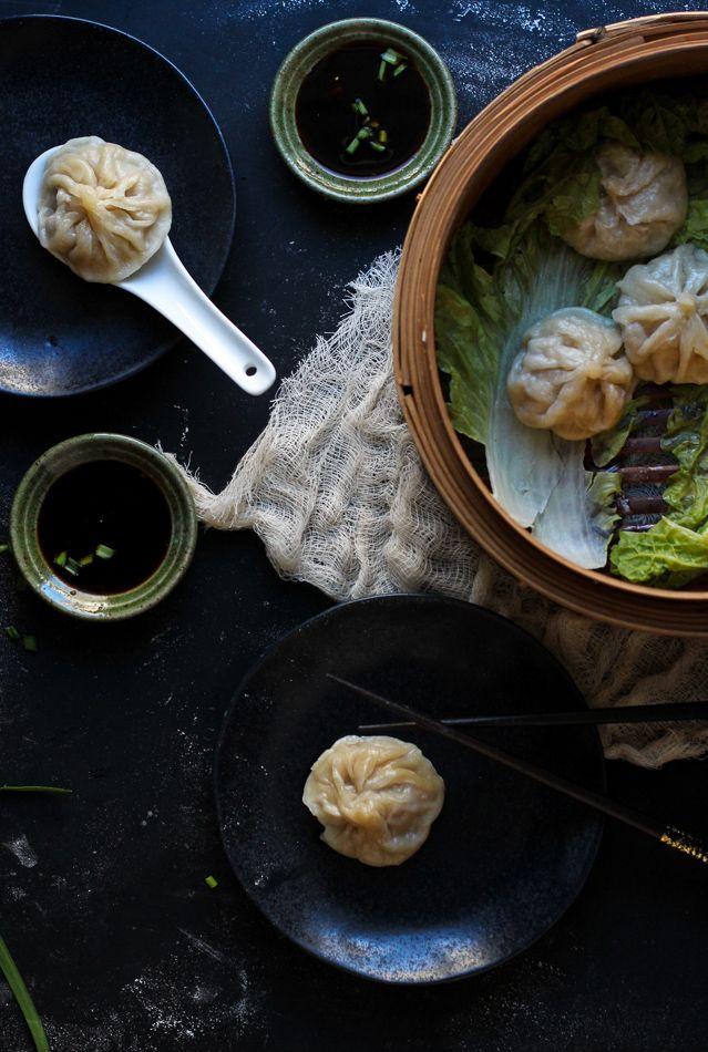 Xiao Long Bao / Shanghai Soup Dumplings || Chocolate + Marrow