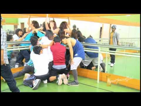 Agnes Monica 7 Behind the Dance