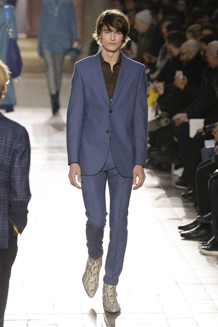 Paul Smith | Menswear - Autumn 2017 | Look 28