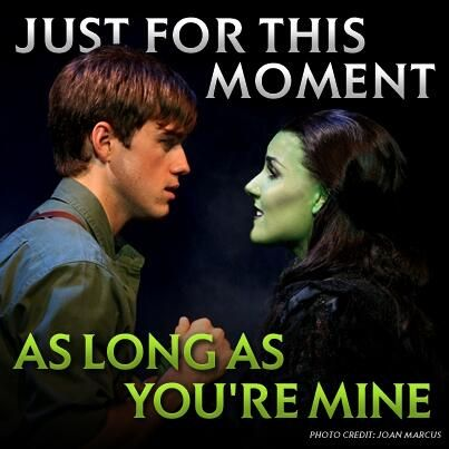 Just for this moment...As long as you're mine <3