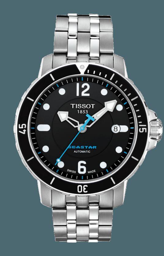 TISSOT SEASTAR 1000 Automatic Gent/T066.407.11.057.00 ...