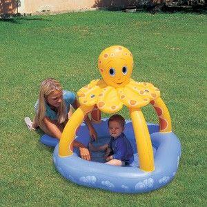 Piscina bebé Pulpo en http://www.tuverano.com/piscinas-infantiles-hinchables/120-piscina-bebe-pulpo.html