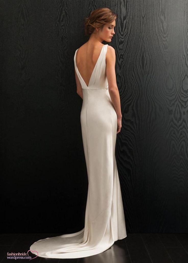 amanda wakeley bridal 2016   Amanda Wakeley Spring 2014 Bridal Collection (II)   Fashionbride's ...