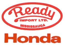 Ready #Honda #Mississauga