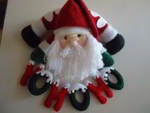 Santa Claus ho ho ho