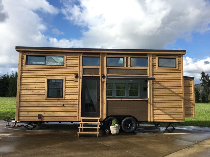 Tiny House Rich In Smart Home Tech Can Go Off Grid