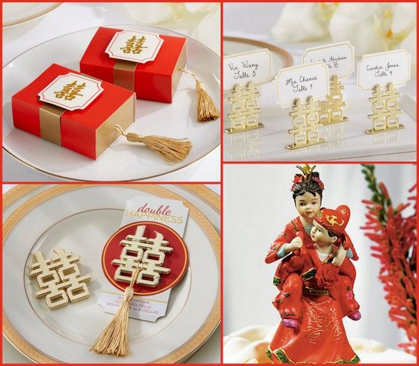 Chinese Traditional Wedding Favors and Accessories from HotRef.com