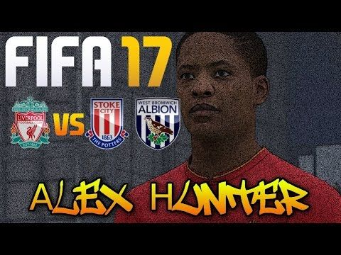[# 31] Gameplay FIFA 17 - Droga do Sławy - Alex Hunter -  Liverpool FC v...