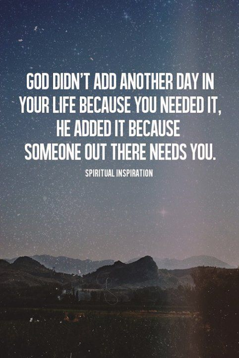 There is a need in the world for someone like you. http://www.worldcompassion.tv/