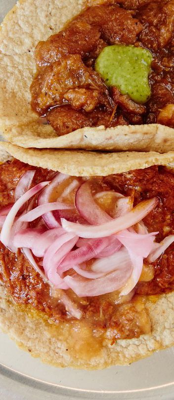 Guisados: The best tacos in taco town—don't miss the cochinita pibil. #BAcityguides