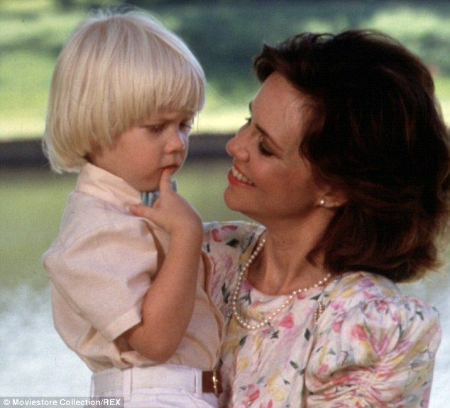 Sentimental: Robert Harling says his mother Margaret, who in Steel Magnolias is played by ...