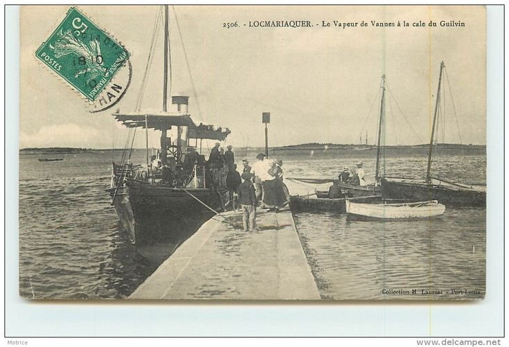 Cartes Postales > Europe > France > [56] Morbihan > Locmariaquer / locmariaquer guilvin - Delcampe.fr