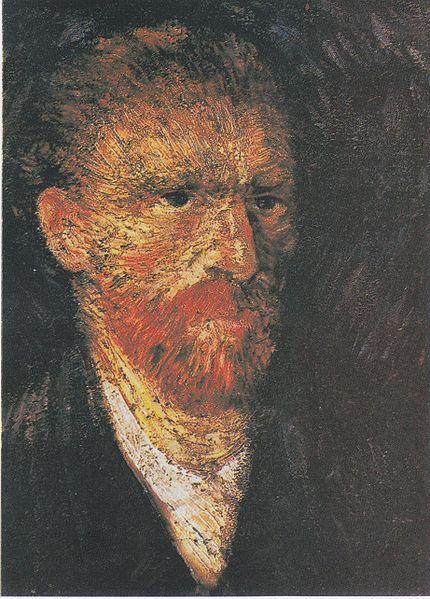 Vincent van Gogh Self-Portrait, 1887-88,