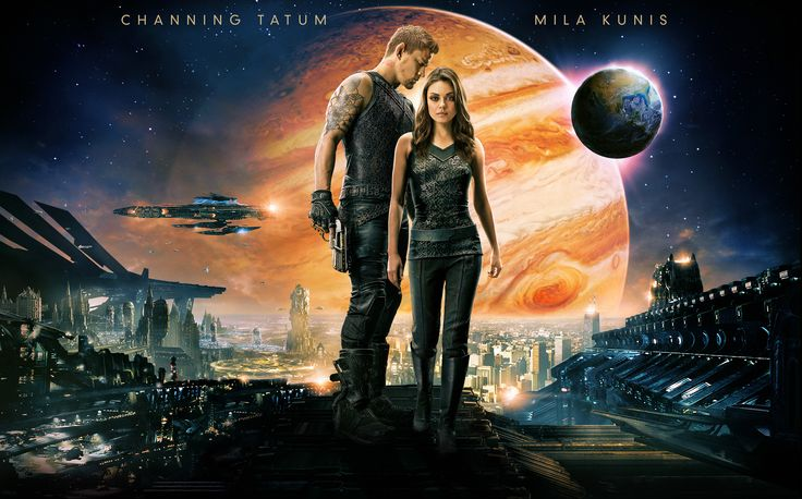 Mila Kunis Learns Human Life Did Not Begin on Earth in the New Trailer for the Film 'Jupiter Ascending'
