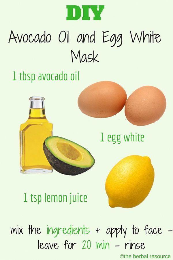 Avocado Oil Mask #coconutoilforLubricant