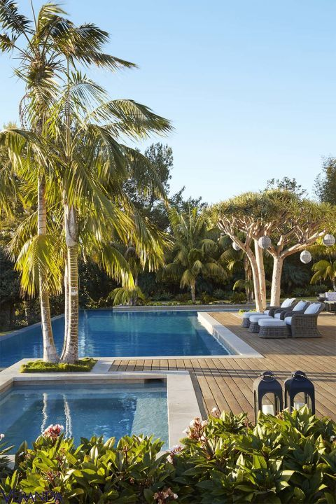 HOUSE TOUR: Mediterranean charm meets classic California cool at this Malibu home