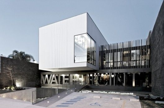Water Point Aquatic Center / AD11. MEXICO.