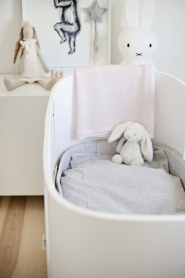 Moln Eco Cotton Cloud Nature Children Bed Set 130cm x100cm