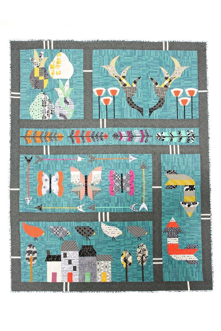 909 Best Sampler Quilt 1 Images On Pinterest