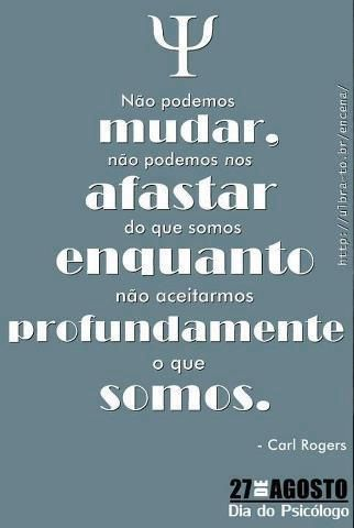 Dia 27 de agosto é comemorado no Brasil o Dia do Psicólogo.  O profissional de psicologia é, como o próprio nome da teor
