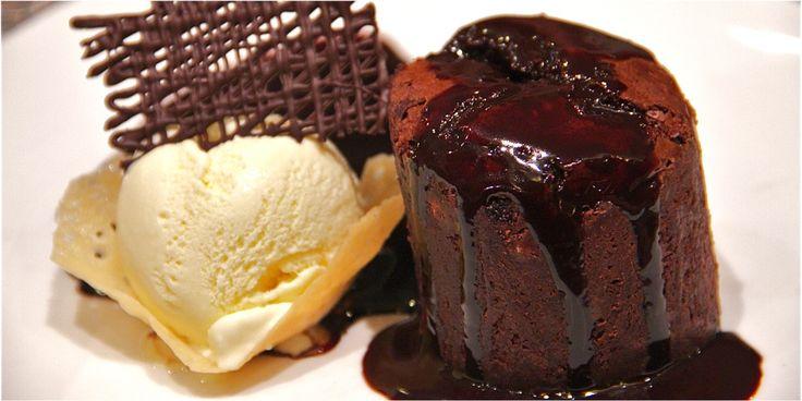 Chocolate drool at Maitre Chocolatier