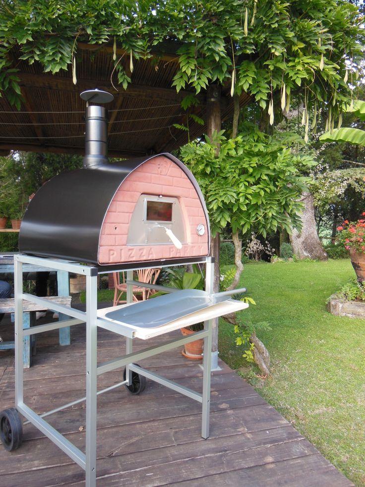 Forno a legna giardino id es de design d 39 int rieur - Forno per giardino ...