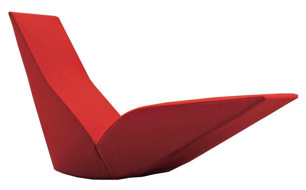Кресло Bird, текстиль, дизайнер Том Диксон, Cappellini