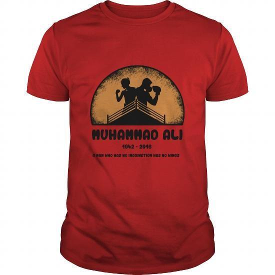 T-shirts Muhammad Ali Fashion Hot trend 2018
