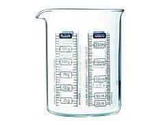 Pyrex Classic Kitchen Lab Verre mesureur en verre ultra résistant 0,25 L