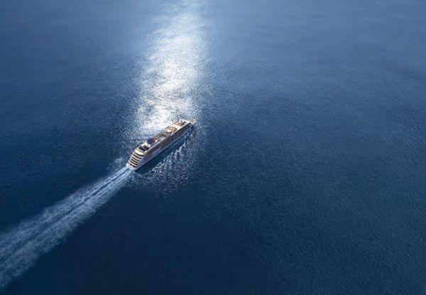 MS EUROPA 2: Die Yacht mit mehr Freiraum - Hapag-Lloyd Kreuzfahrten