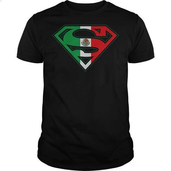Superman Mexican Flag Shield  - #polo shirt #womens hoodie. SIMILAR ITEMS => https://www.sunfrog.com/Geek-Tech/Superman-Mexican-Flag-Shield-.html?60505